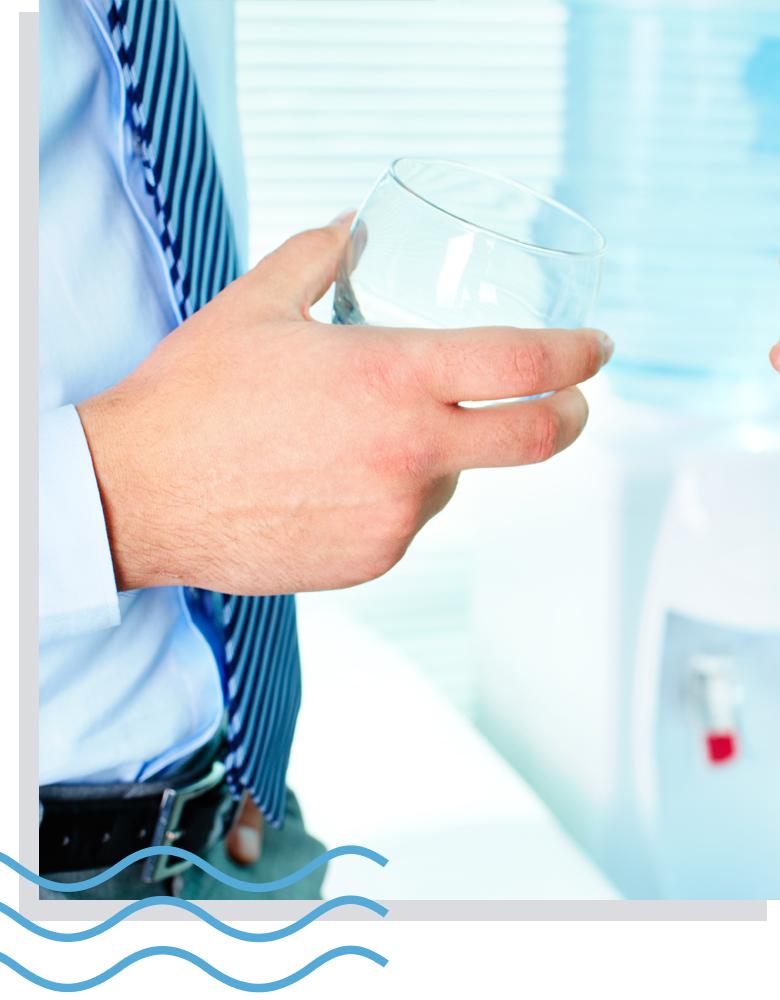 Fornitura boccioni acqua ufficio – L'Acquaiolo, Firenze
